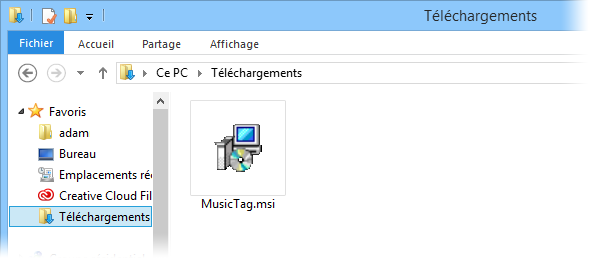 Music Tag installer download to your PC